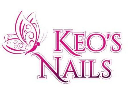 Logo - Keo's Nails - Biel
